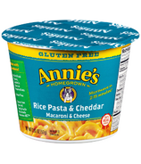 Annie's Homegrown Rice Pasta & Cheddar Microwavable Mac & Cheese Cup