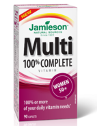 Jamieson Multi 100% Complete Vitamin for Women 50+