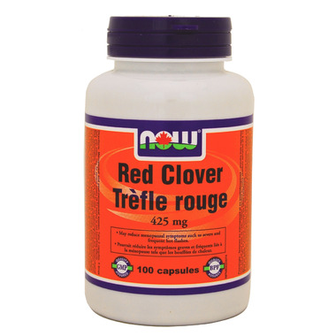 NOW Foods Red Clover