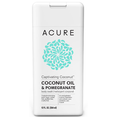 Acure Captivating Coconut Body Wash