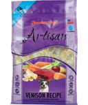 Grandma Lucy's Artisan Venison Recipe Freeze-Dried Grain-Free Dog Food