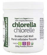 Prairie Naturals Organic Chlorella Broken Cell Wall