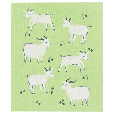 Now Design Swedish Goats Dishcloth