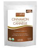 Rootalive Organic Cinnamon Powder