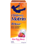 Motrin Children's Ibuprofen Oral Suspension