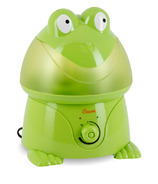Crane Cool Mist Adorable Frog Humidifier