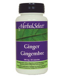 Herbal Select Ginger Root
