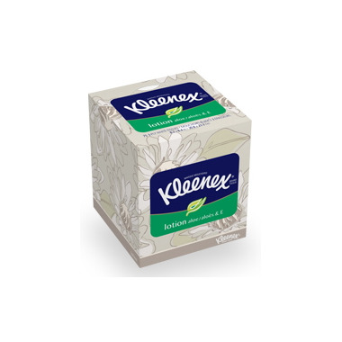 Kleenex Facial Tissues With Lotion