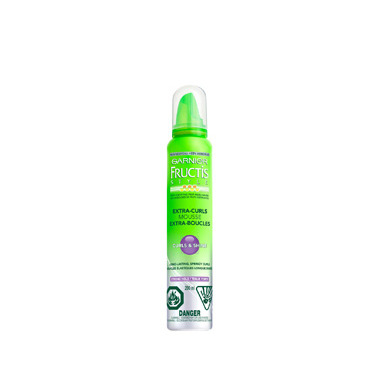 Garnier Fructis Style Curl & Shine Extra-Curls Mousse