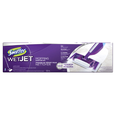 Swiffer WetJet Starter Kit