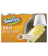 Swiffer 360 Degree Dusters Starter Kit