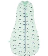 ergoPouch ErgoCocoon 2.5 Tog Organic Swaddle Sleep Mountains