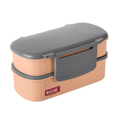 Russbe Double Stack + Chill Bento With Ice Pack