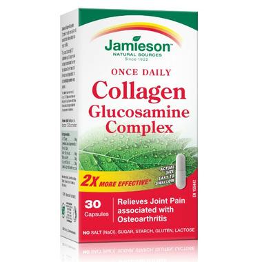 Jamieson Collagen Glucosamine Complex