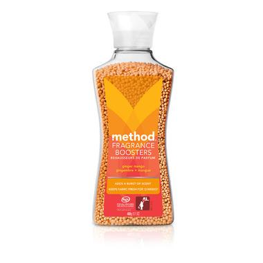 Method Laundry Fragrance Boosters Ginger Mango