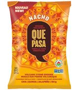 Que Pasa Nacho Organic Tortilla Chips