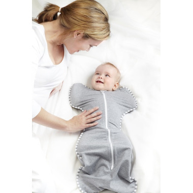 Love to Dream Love to Swaddle Up Original Grey