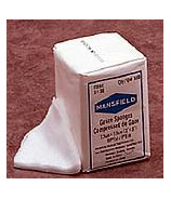 Mansfield Non-Sterile Gauze Pads - 8 Ply