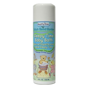 Healthy Times Sleepy Time Baby Bath