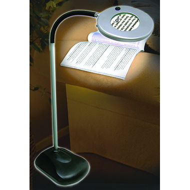 Buy bios magnifying floor lamp at wellca free shipping for Bios led floor lamp and magnifier