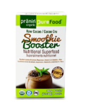 Pranin Organic PureFood Smoothie Booster Raw Cacao