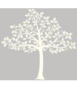 WallPops Silhouette Tree Large Wall Art Kit