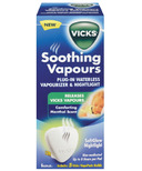 Vicks V1700 Soothing Vapors Plug-in Waterless Vaporizer