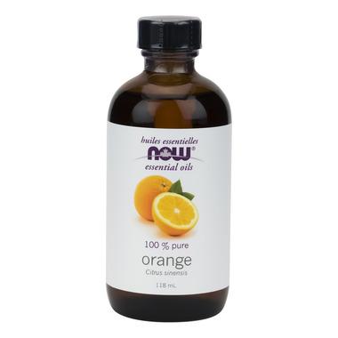 NOW Essential Oils Orange Oil
