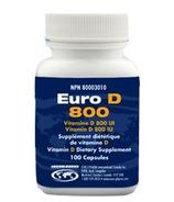 Euro-D 800 Caps