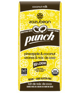 Zazubean Organic Punch Pineapple & Coconut