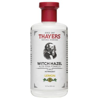 Thayers Lemon Witch Hazel with Aloe Vera Astringent