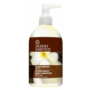 Desert Essence Organics Coconut Hand Wash
