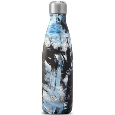 S\'well Abstract Collection Stainless Steel Water Bottle Expressionist