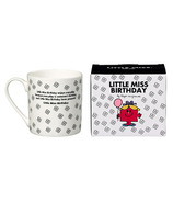Mr. Men & Little Miss Little Miss Birthday Mug