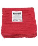Now Designs Homespun Dish Cloth Set Red