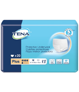 TENA Protective Underwear Super Plus Absorbency