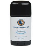 Hercules Beard Co. Activated Charcoal Deodorant