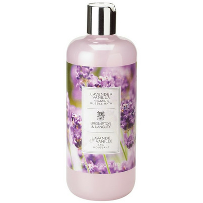 Buy Brompton & Langley Lavender Vanilla Foaming Bubble ...