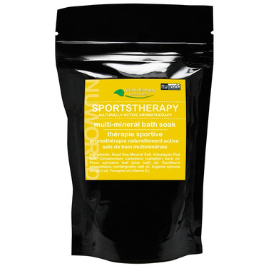 Nuworld Botanicals Sports Therapy Multi-Mineral Bath Soak