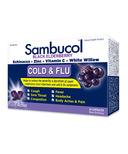 Sambucol Cold & Flu Capsules