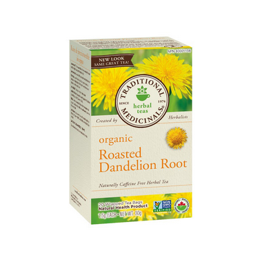Traditional Medicinals Organic Roasted Dandelion Root