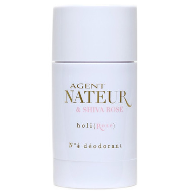 Agent Nateur and Shiva Rose Deodorant holi (Rose) No. 4