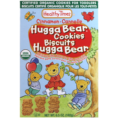Healthy Times Cinnamon Hugga Bear Cookies