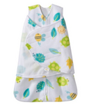Halo Micro Fleece SleepSack Swaddle Yellow Bee Buddies