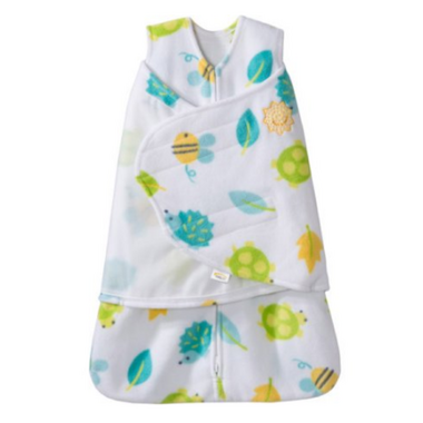 Swaddles & Wearable Blankets. Keep your baby secure and comfortable on-the-go or right at home with a swaddle blanket. Your baby will love the soothing snugness that the muslin swaddle provides. A wearable blanket provides your baby with a safe sleep without the dangers of loose blankets.