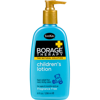 Shikai Borage Therapy Natural Dry Skin Children S Lotion