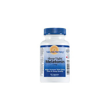 Nature\'s Harmony Melatonin