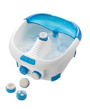 HoMedics JetSpa Elite Jet Action Footbath Plus Pedicure & Heat
