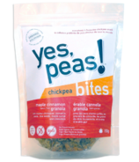 Yes Peas Maple Cinnamon Granola Bites