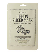 Kocostar Sliced Mask Lemon